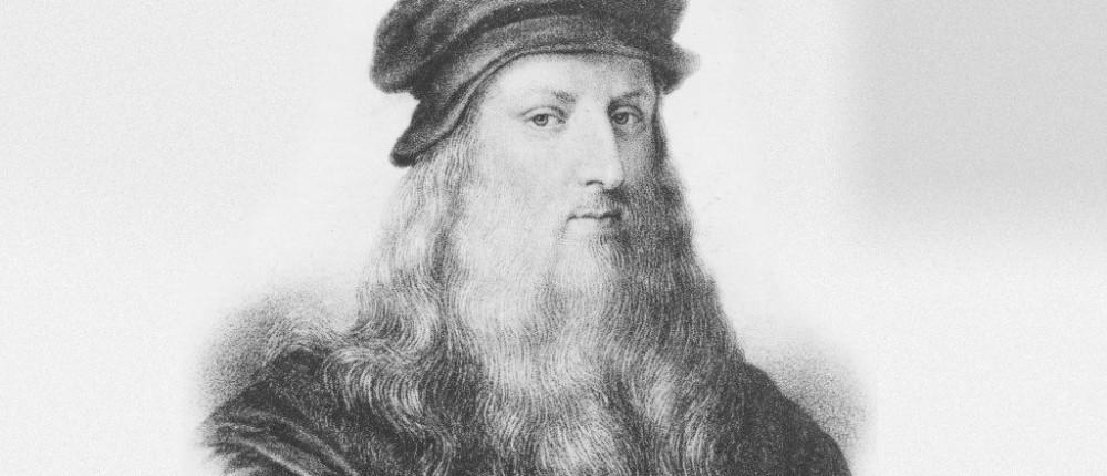 Leonardo da Vinci. Image: University of Pennsylvania