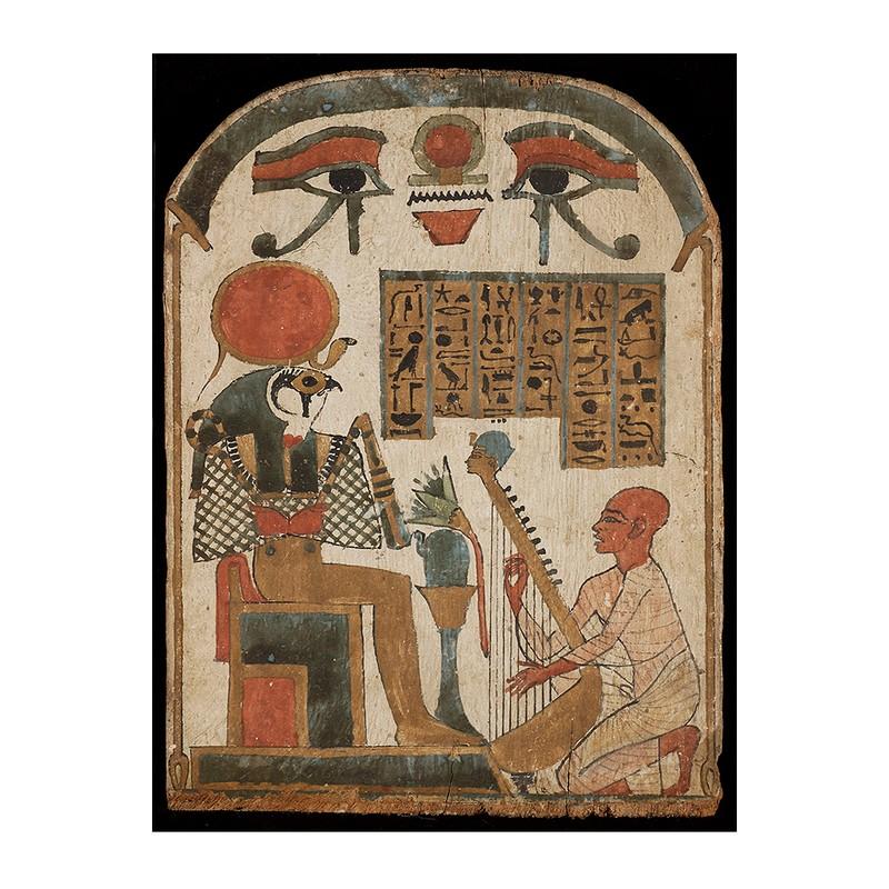 Estela egipcia