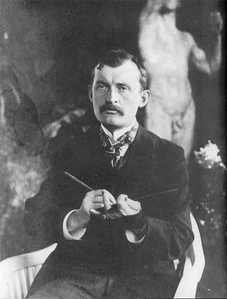 Edvard Munch, född 12 december 1863.