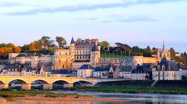 Le livre de comptes du Château d'Ambroise fait partie des lots rescapés Photo: courtesie Château d'Amboise