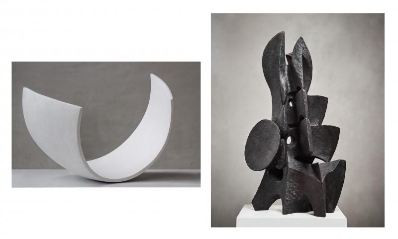 Skulptur EvaLange EricGrate