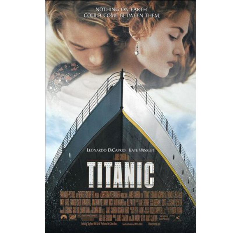"""Poster del film """"Titanic"""" (1997) di James Cameron"""