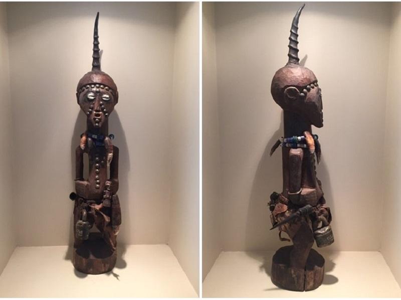 Figura SONGYE. R. D. Congo