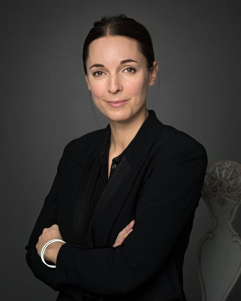 Sara Bourke, PR & Brand Manager för Bukowskis