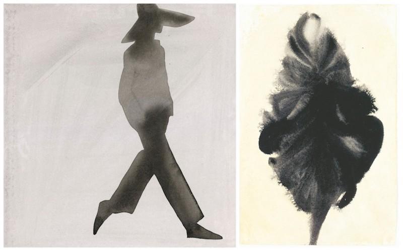 """Mats Gustafsson på Millesgården. Utställningen """"Fashion Figures Faces"""" visar den mänskliga kroppen ibland påklädd, ibland naken. Samma tema finns ju också ute i Millesgårdens skulpturpark och i antiksamlingen. Konstnärer har alltid avbildat den mänskliga kroppen, det mest intressanta objektet i vår värld."""