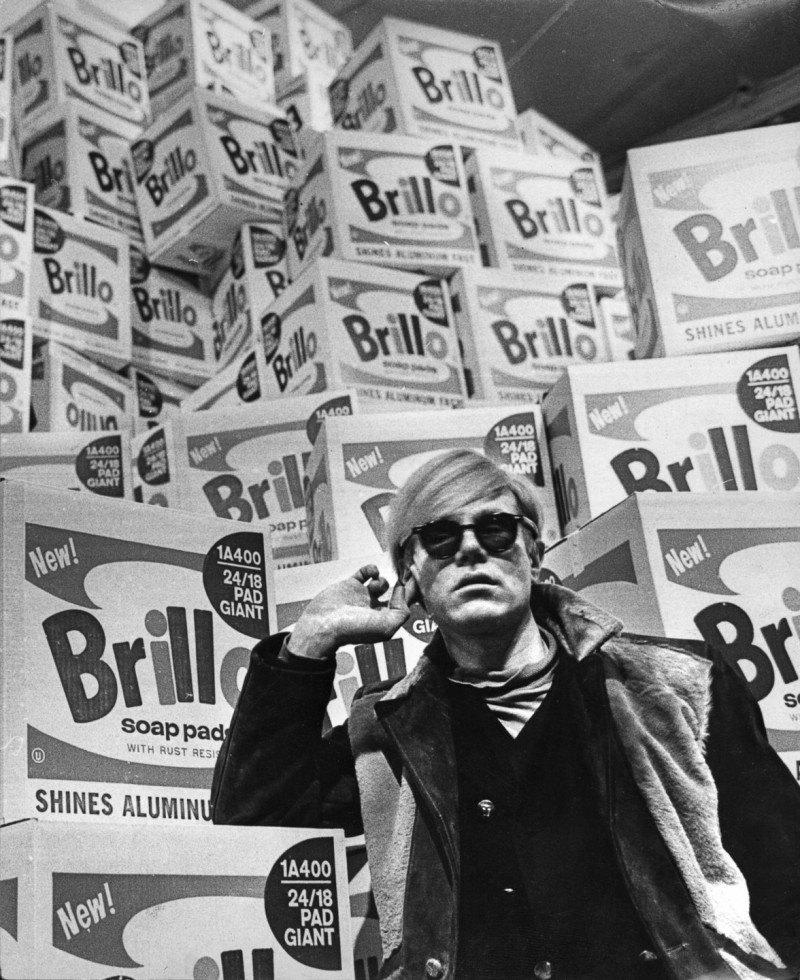 Se Andy Warhol på Moderna Museet Malmö under våren. Foto: Lasse Olsson / DN / SCANPIX.