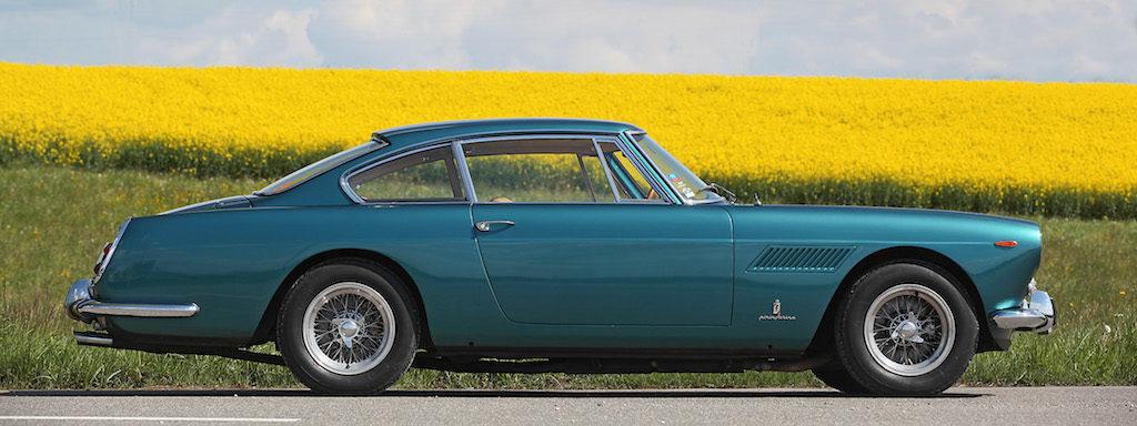 Ferrari 250 GTE | Foto via theclassiccartrust.com