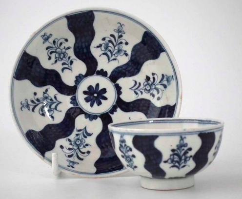 Porcelaine peinte vers 1780 Peter Wilson Estimation basse: 280 €