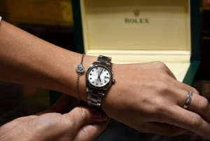 Todays Wristshot: ROLEX, Oyster Perpetual, Date, Cal 3135,LOT14(photo:kaplans.se)