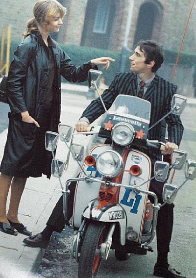 Phil Daniels in Quadrophenia, 1979 Image via retrotogo.com