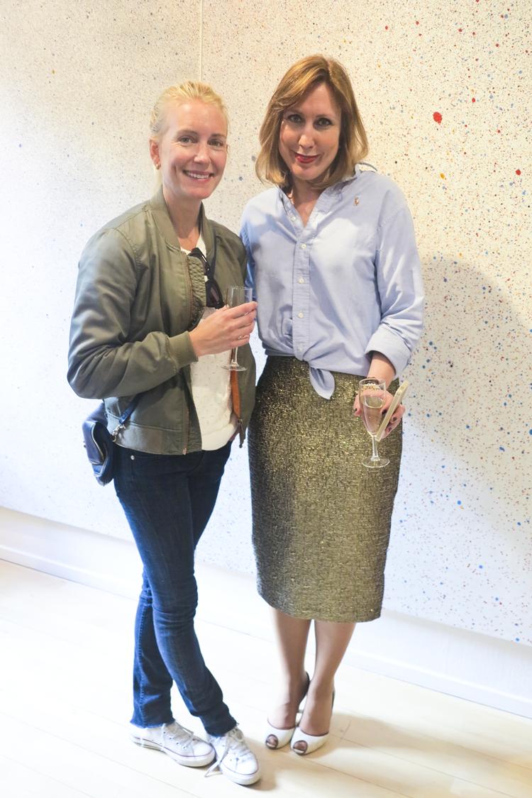 Caroline & Sofia, vice vd på Sotheby's Scandinavia