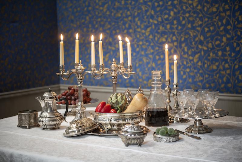 Lars Yngve var generös med sin kunskap och bjöd gärna in till stora middagar där dukningen och maten alltid var en fröjd för ögat och smaklökarna, alltid överraskande men väl genomtänkt.