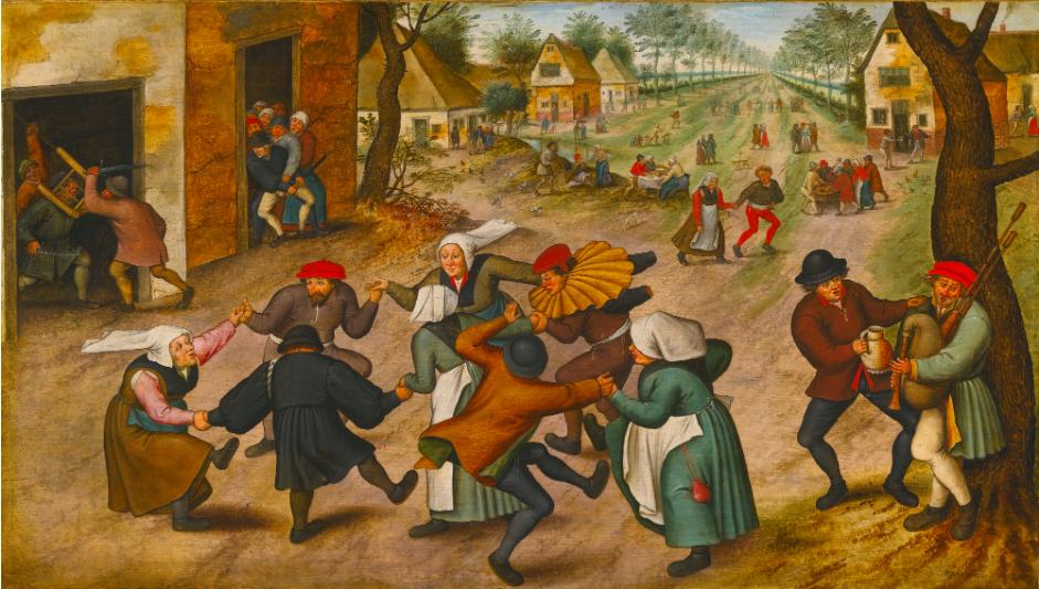 Pieter Bruegel den yngre.