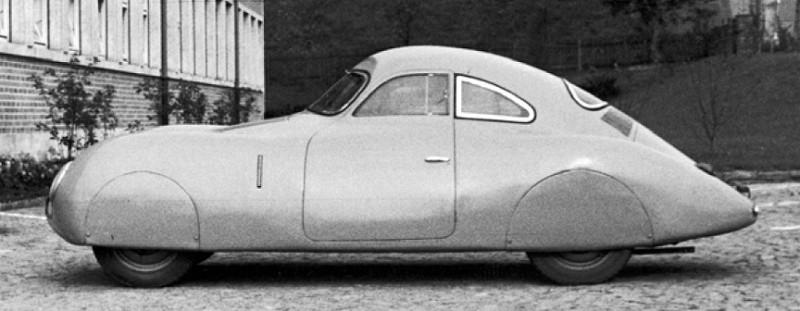 Porsche 64, klassisk modell