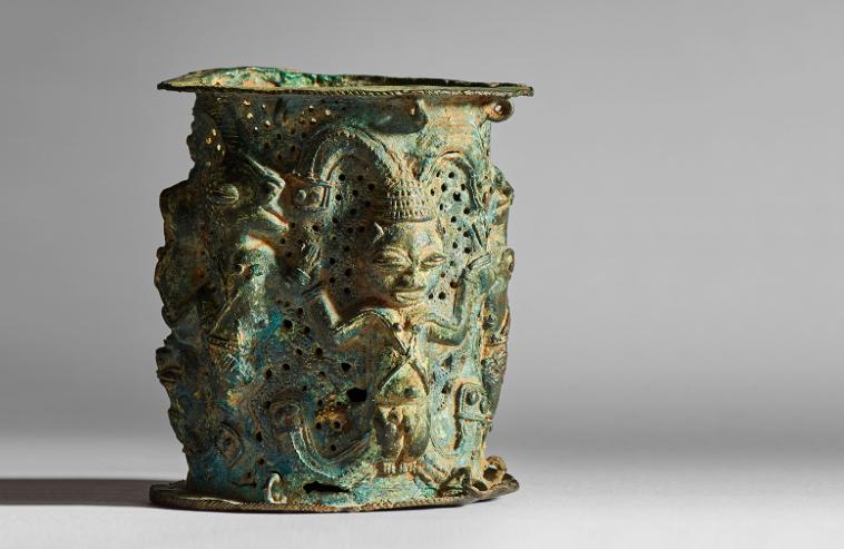 Ogboni Bracelet, bronze, Nigeria. Image: Native