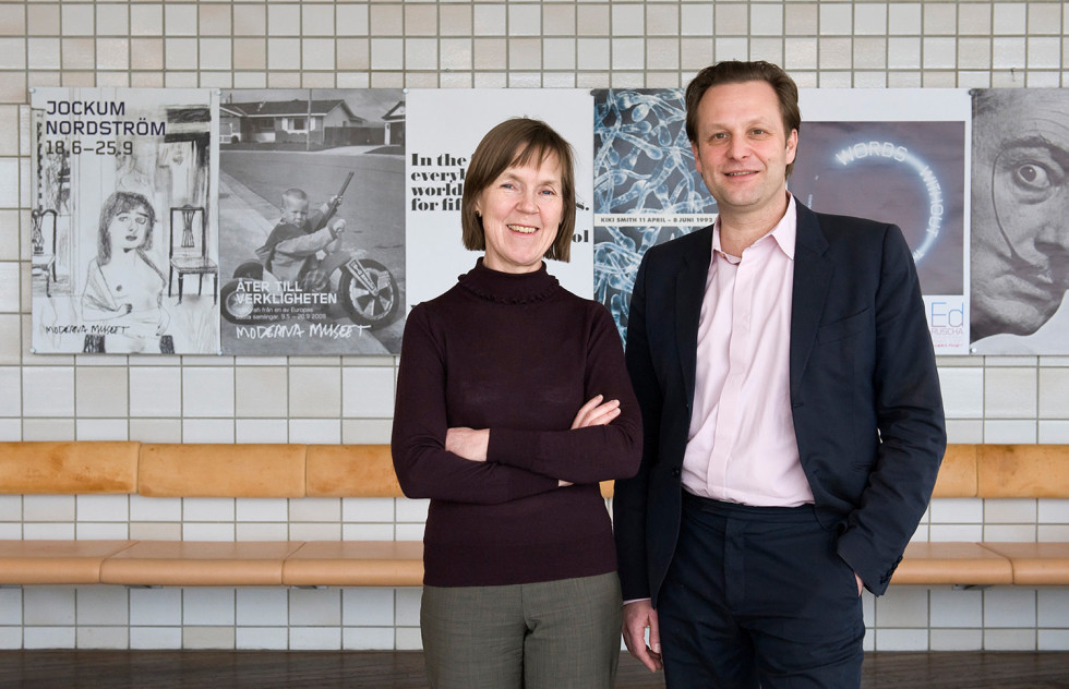 Daniel Birnbaum, överintendent & Ann-Sofi Noring, vice museichef, Moderna Museet petades ner från första platsen från föregående årets lista. Men vilka blev egentligen årets mäktigaste?