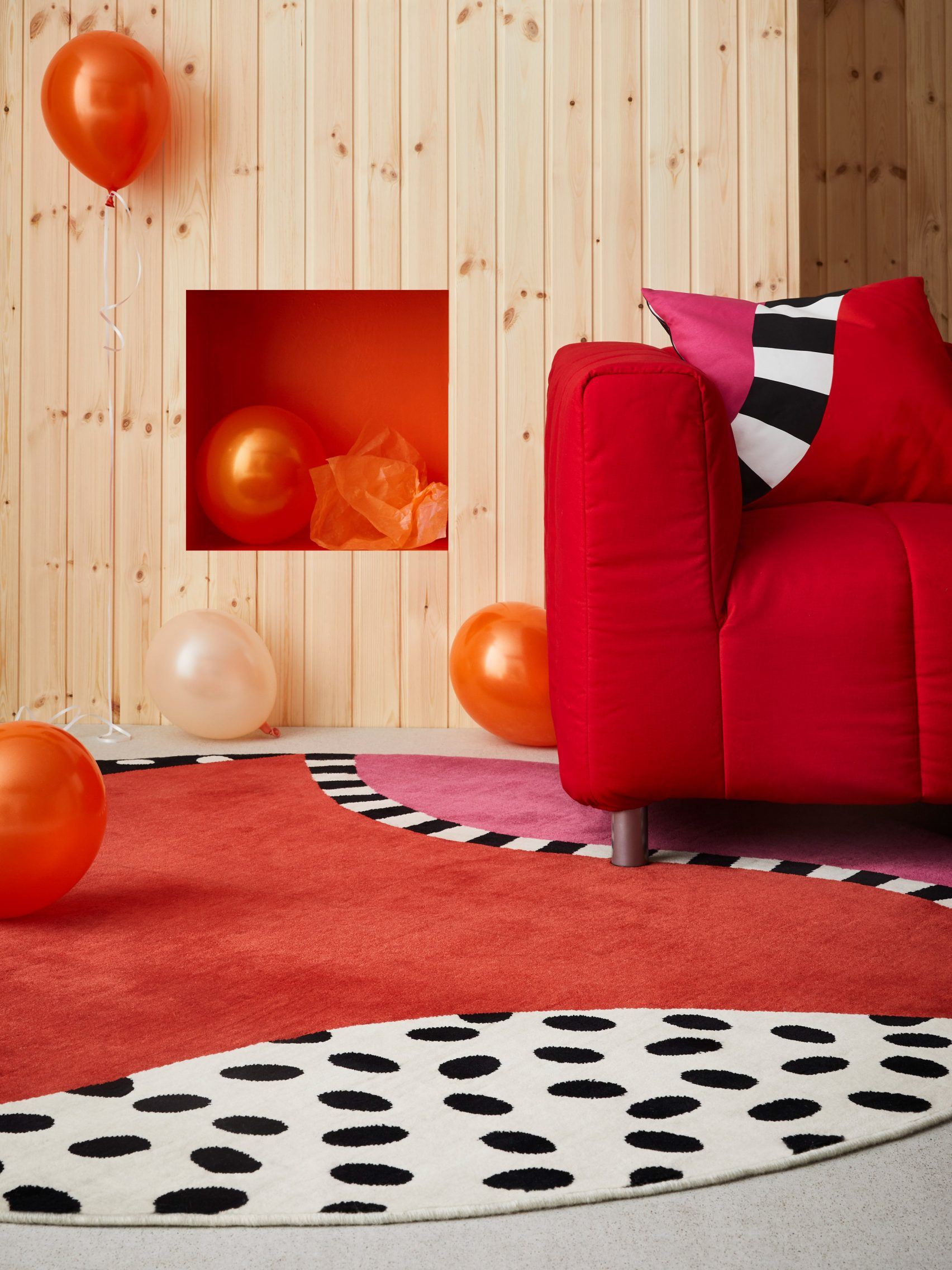Canapé Klippan, image ©IKEA