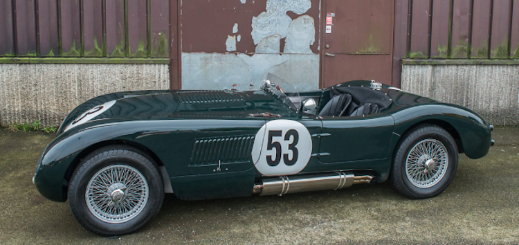 BIL, Jaguar C-Type (Replica), 1953/2007
