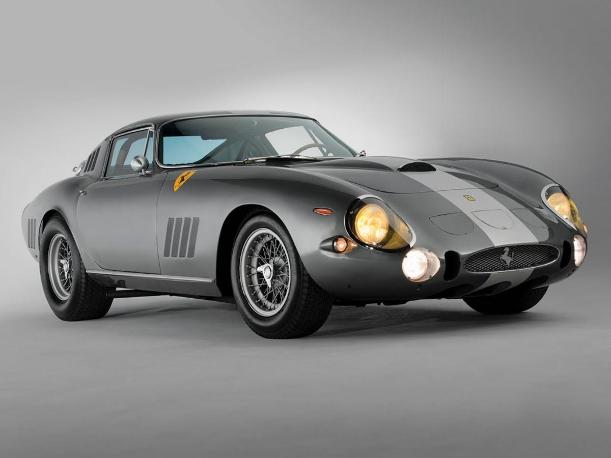Ferrari 275 GTB:C Speciale by Scaglietti, 1964, image ©Sotheby's