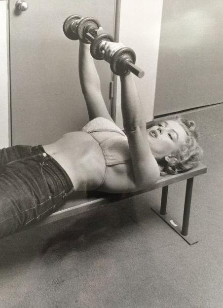 PHILIPPE HALSMAN (1906-1979) - Marilyn Monroe - 1952