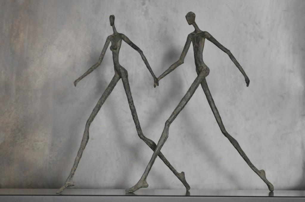 Sylvie Mangaud, « Together », image ©Galerie Hegoa