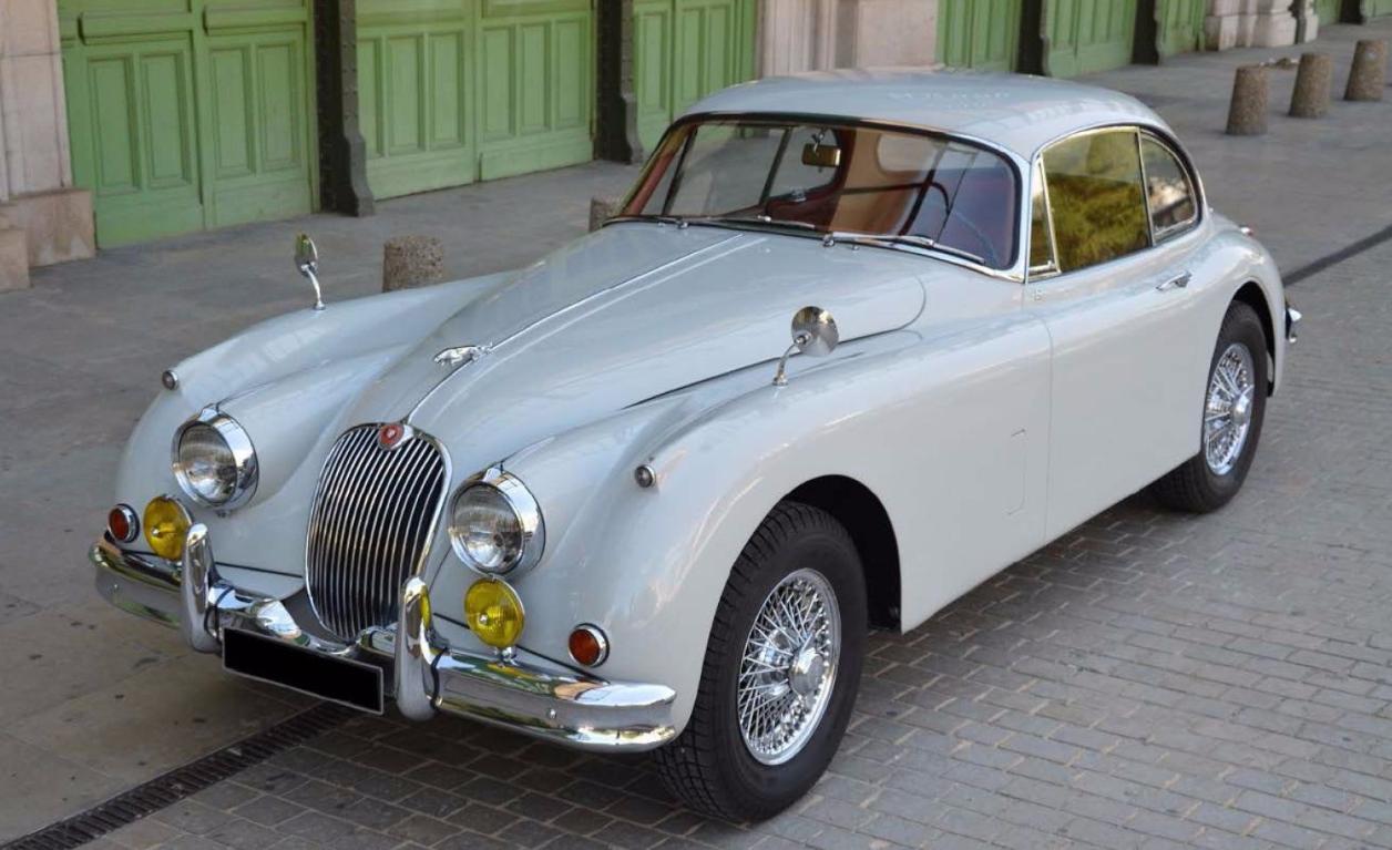 1960 - JAGUAR XK 150 Coupe 3.4 S
