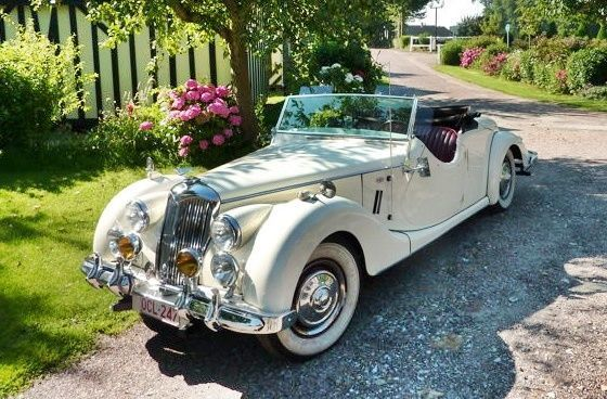 Riley - RMC Roadster - 1950s