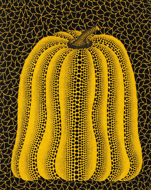 Yayoi Kusama, Pumpkin, 1986Estimate: £12 403 - 18 605Sotheby's