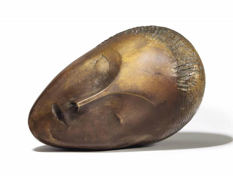 Constantin Brancusi, La muse endormie, 1913 Abb.: Christie's