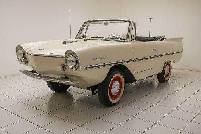 Amphicar - 770 Schwimmwagen - 1967