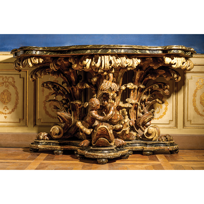 Baroque piece, 2nd half of the 17th century. Result: 36 900 EUR