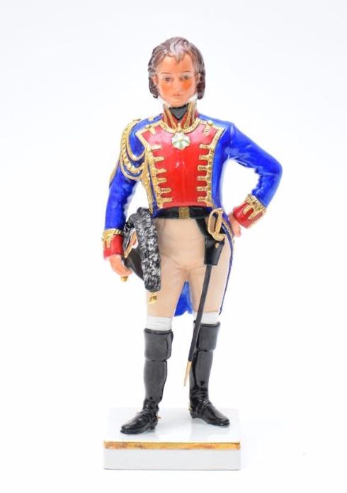 Baron Larrey  Chirurgien Chef de la Grande Armée, 1815  En vente chez Cazo