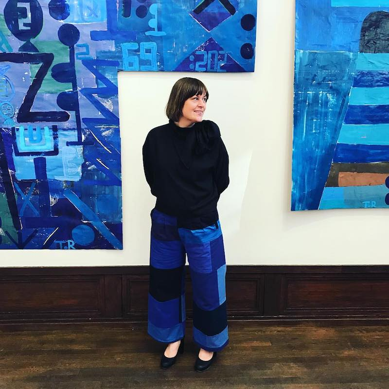 Theresa Castenfors, Artlover