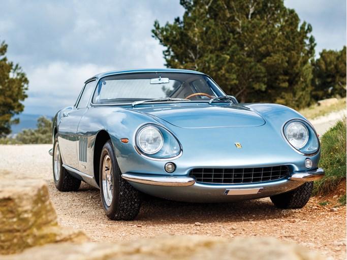 1966 Ferrari 275 GTB by Scaglietti | Foto via RM Sotheby's