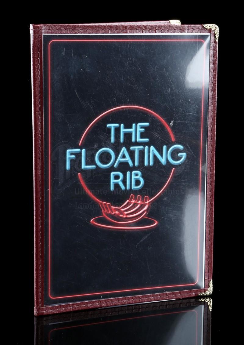 The Floating Rib Restaurant Menu