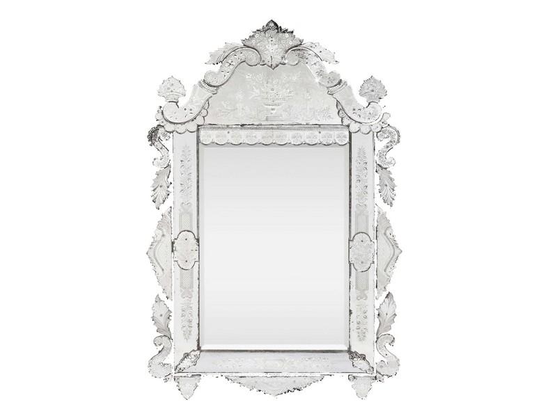 Espejo cristal Murano