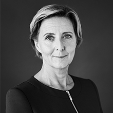 Anna-Karin Laurell, vd Bukowskis