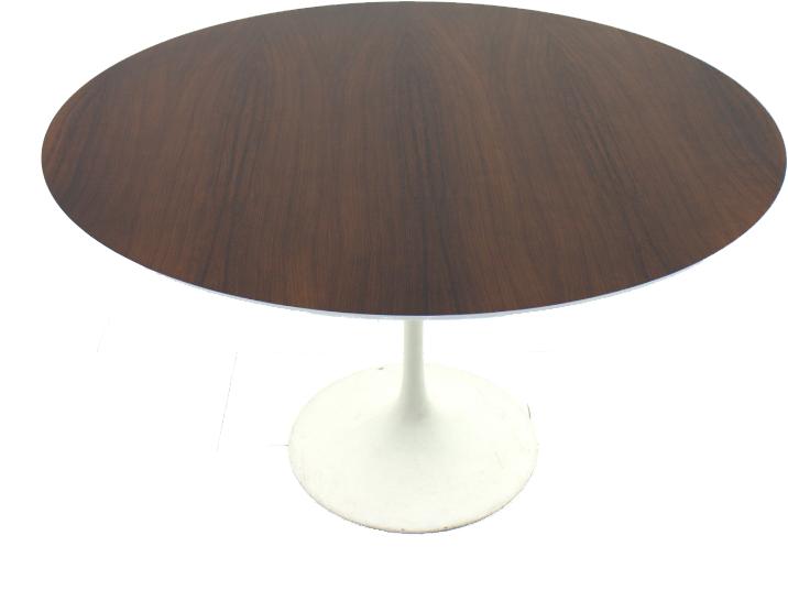 """Eero Saarinen, """"Tulip Table"""". För Knoll, 1960-tal. Till försäljning hos Inside Room."""