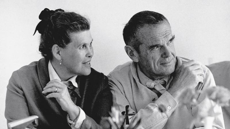 The Eames. Photo: Vitra.