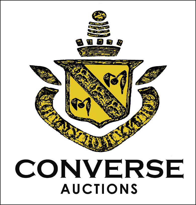 Converse Auctions will end