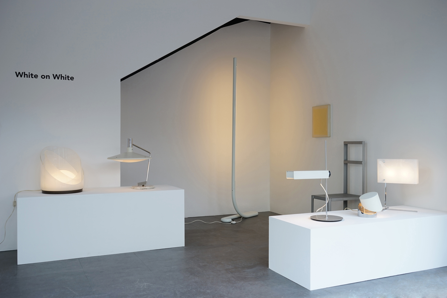 White on White Galerie A 1043