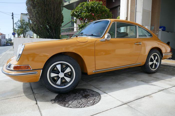 PORSCHE 911S 2.0 Coupé SWB 1968