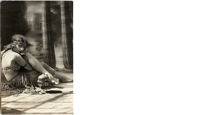 Das Egyptian Revival liebte es exotisch Foto via Cogpunk Steamscribe