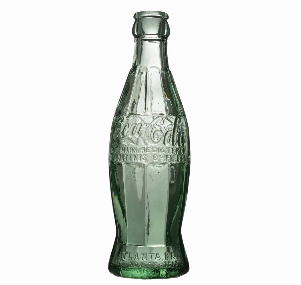 Bouteille prototype modifiée de Coca-Cola