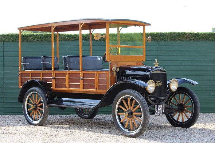 FORD - Modell T Depot Hack - 1922 Schätzpreis: 26.000-34.000 EUR