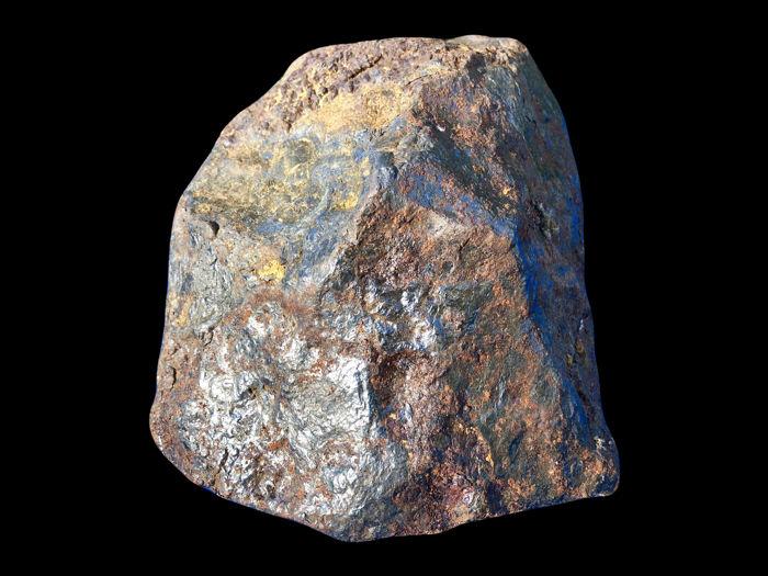 Météortie « Nantan », 9.5 kg, en vente chez Catawiki