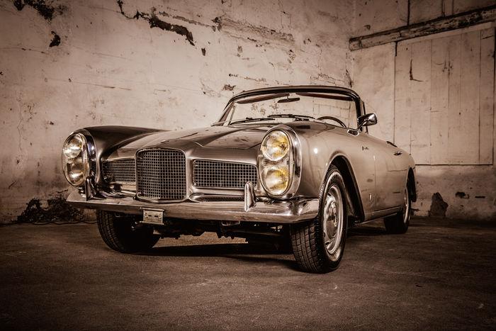 FACEL VEGA - Facellia F2 - 1963 Schätzpreis: 40.000-52.000 EUR
