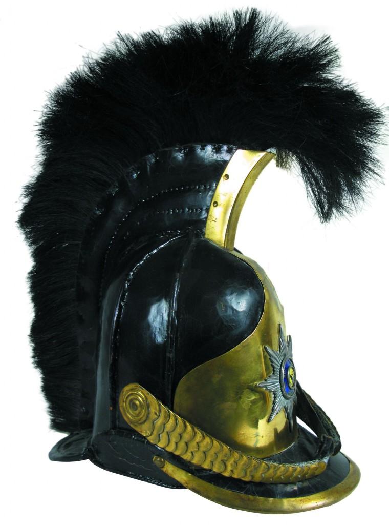 Russian Imperial Guards Cuirassier Regiment (Napoleonic wars era), 1808-12 model.