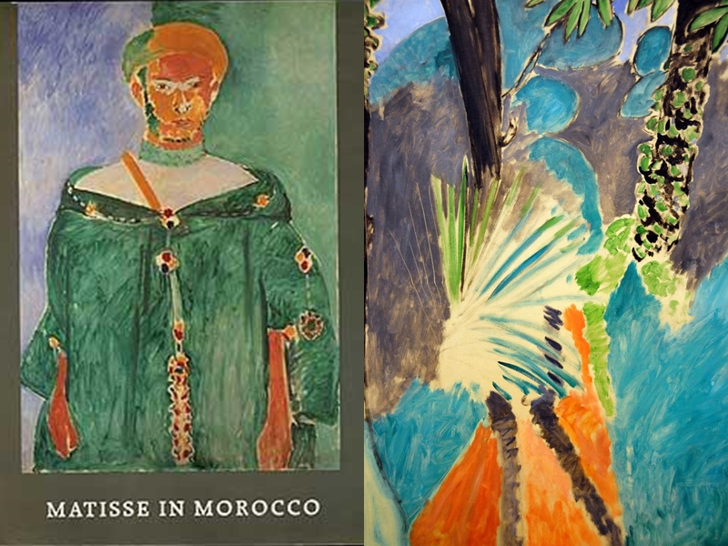 "JACK COWART. ""Matisse in Morocco: The Paintings and Drawings"" (1912-1913)"