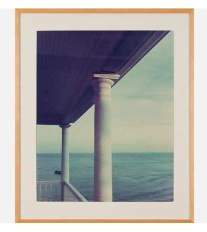 Joel Meyerowitz, (b. 1938) - Porch Series, Provincetown, 1977